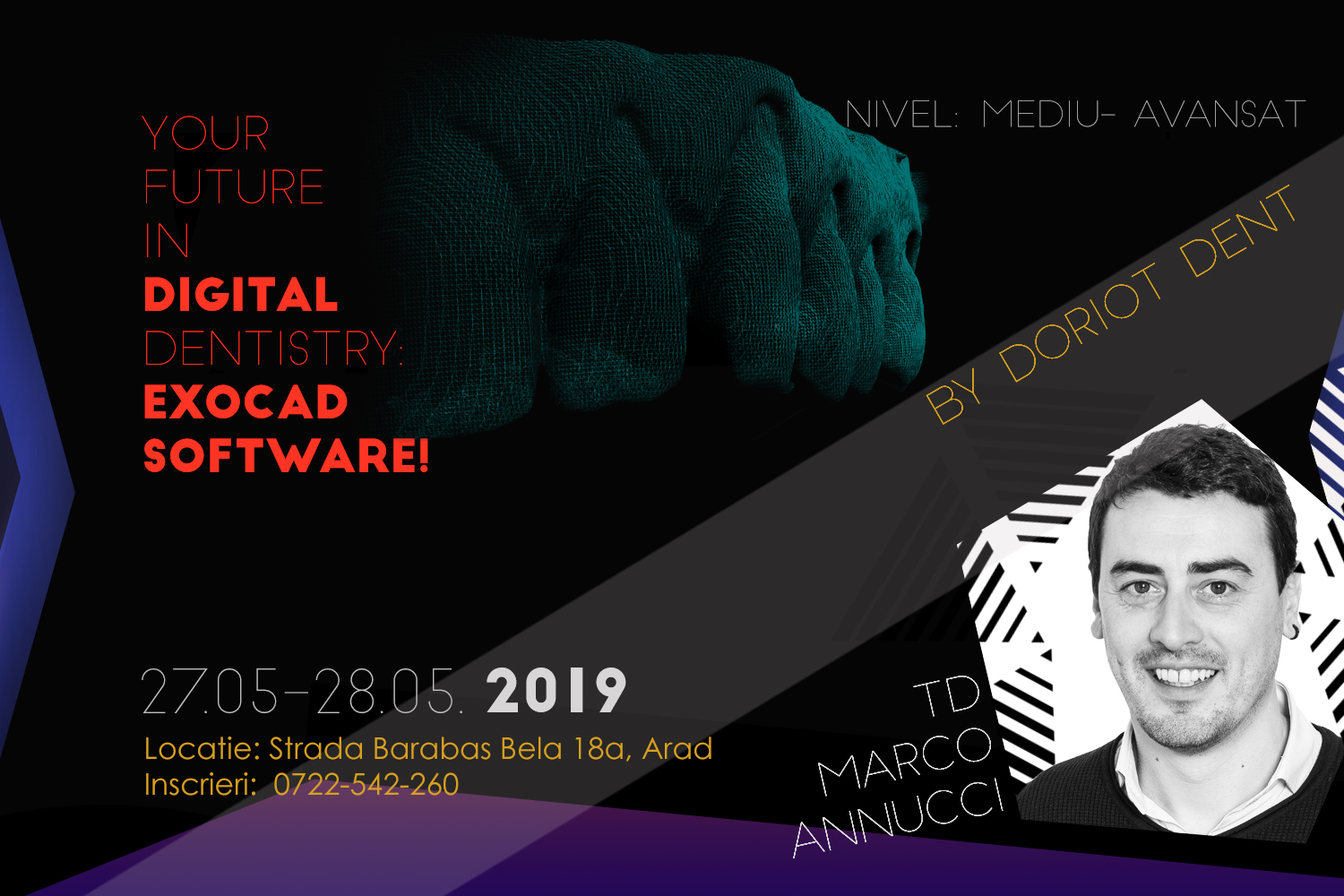 Curs Exocad Software